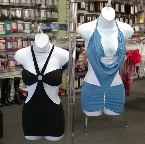 Exotic Dance wear and sexy dresses